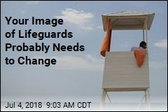 Your Image of Lifeguards Probably Needs to Change