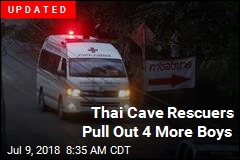 Divers Return for Phase 2 of Cave Rescue