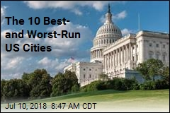 The 10 Best- and Worst-Run US Cities