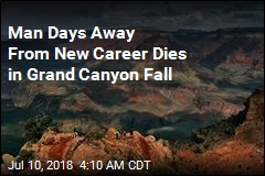 Man Dies in Grand Canyon Fall