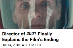 Ending to Sci-Fi Classic 2001 Explained in Rare Clip