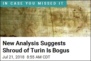 Shroud of Turin Bloodstains Likely Faked: Forensic Analysis