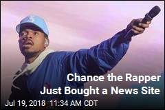 Chance the Rapper Just Bought a News Site