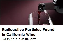 Remnants of Fukushima Fallout Found in US Wine