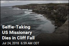 Selfie-Taking US Missionary Dies in Cliff Fall