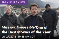 Spark Is Still Alive in Mission: Impossible