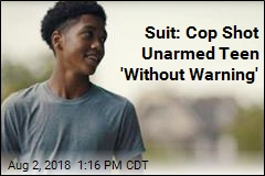 Suit: Cop Shot Unarmed Teen 'Without Warning'