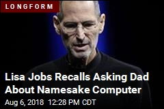 Did Jobs Name Computer After Daughter? 2 Answers
