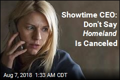 Next Season of Homeland Will Be the Last