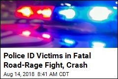Police ID Victims in Fatal Road-Rage Fight, Crash