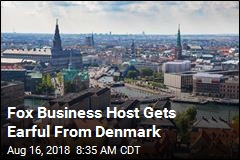 Denmark Takes Exception to a Fox Business Slam