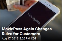 MoviePass Announces New Limits for Users