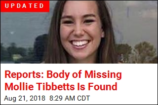 Reports: Body of Missing Mollie Tibbetts Is Found