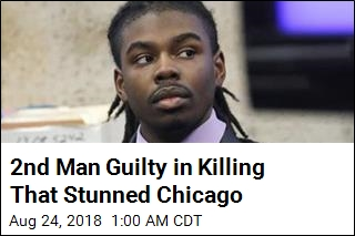 2nd Man Guilty in Killing That Stunned Chicago