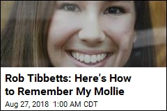 Rob Tibbetts: Here's How to Remember My Mollie