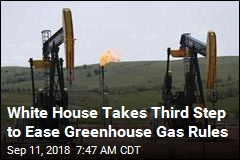 White House to Ease Up on Methane Rules