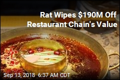 Rat Wipes $190M Off Restaurant Chain's Value