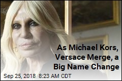First Jimmy Choo, Now Michael Kors Scoops Up Versace