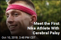 Meet the First Nike Athlete With Cerebral Palsy