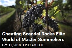 Cheating Scandal Rocks Elite World of Master Sommeliers