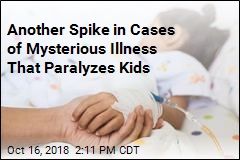 Another Spike in Cases of Mysterious Illness That Paralyzes Kids