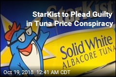 StarKist Pleads Guilty to Fixing Tuna Prices