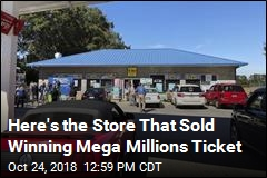 Exactly Where the Winning Mega Millions Ticket Was Sold