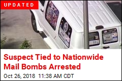 Suspect Tied to Nationwide Mail Bombs Arrested
