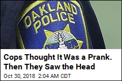 People Find Head in Yard, Bring It to Police