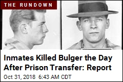 Report: Fellow Inmates Beat Whitey Bulgur to Death