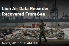 Lion Air Data Recorder Recovered From Sea