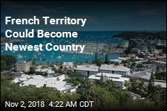 French Territory Could Become Newest Country