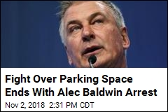 Alec Baldwin Allegedly Punches Man Over Parking Space