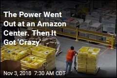 2 Dead After Amazon Center Partially Collapses