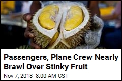 Plane Passengers Rebel Due to Overly Stinky Fruit