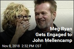 Meg Ryan, John Mellencamp Tying the Knot