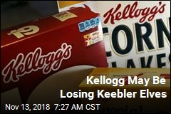Kellogg May Be Losing Keebler Elves
