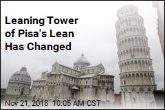 Tower of Pisa Gets Glowing Report Card