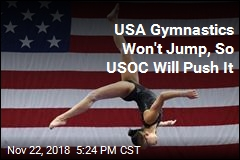 USA Gymnastics Refuses to Give Up Governing Status