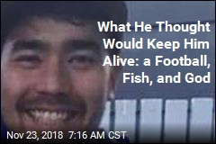 What He Thought Would Keep Him Alive: a Football, Fish, and God