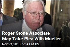 Roger Stone Associate in Plea Talks With Mueller
