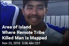 Area of Island Where Remote Tribe Killed Man Is Mapped