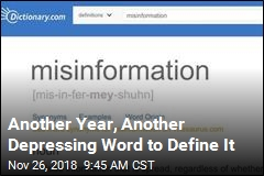 Dictionary.com Chooses Its Word of the Year