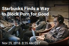 Starbucks Finds a Way to Block Porn for Good
