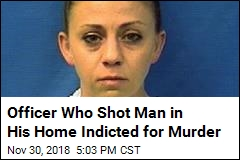 Officer Who Shot Man in His Home Indicted for Murder