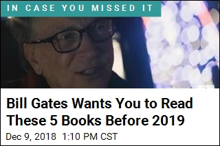 Bill Gates Wants You to Read These 5 Books Before 2019: List