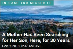 A Mother Has Been Searching for Her Son, Here, for 30 Years