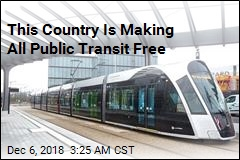 This Country Is Making All Public Transit Free