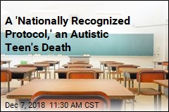 Cops Investigate Death of Autistic Boy Restrained at School