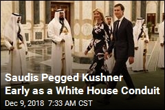 NYT Explores Saudis' 'Wooing' of Jared Kushner